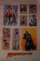 Póster promocional de 'Indiana Jones IV'