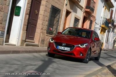 Mazda2 2015, toma de contacto