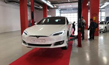 Tesla Taller 3