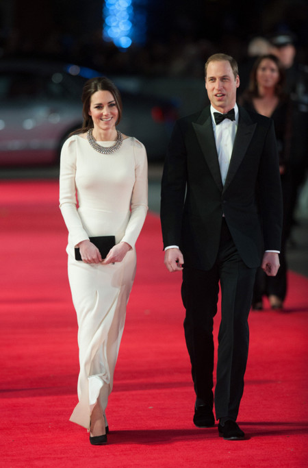 Kate Middleton Rouland Mouret