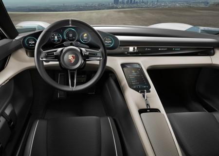 Porsche Mission E Concept 6