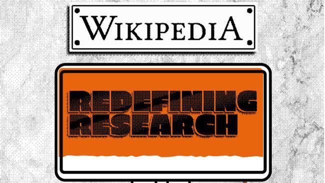 Wikipedia Research