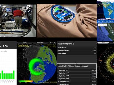 Si alguna vez soñaste con ser astronauta, esta es tu página web