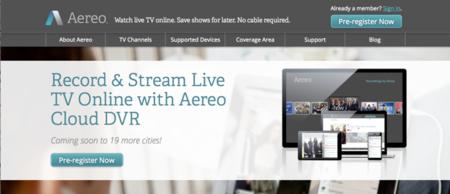 El servicio de televisión online Aereo, declarado ilegal