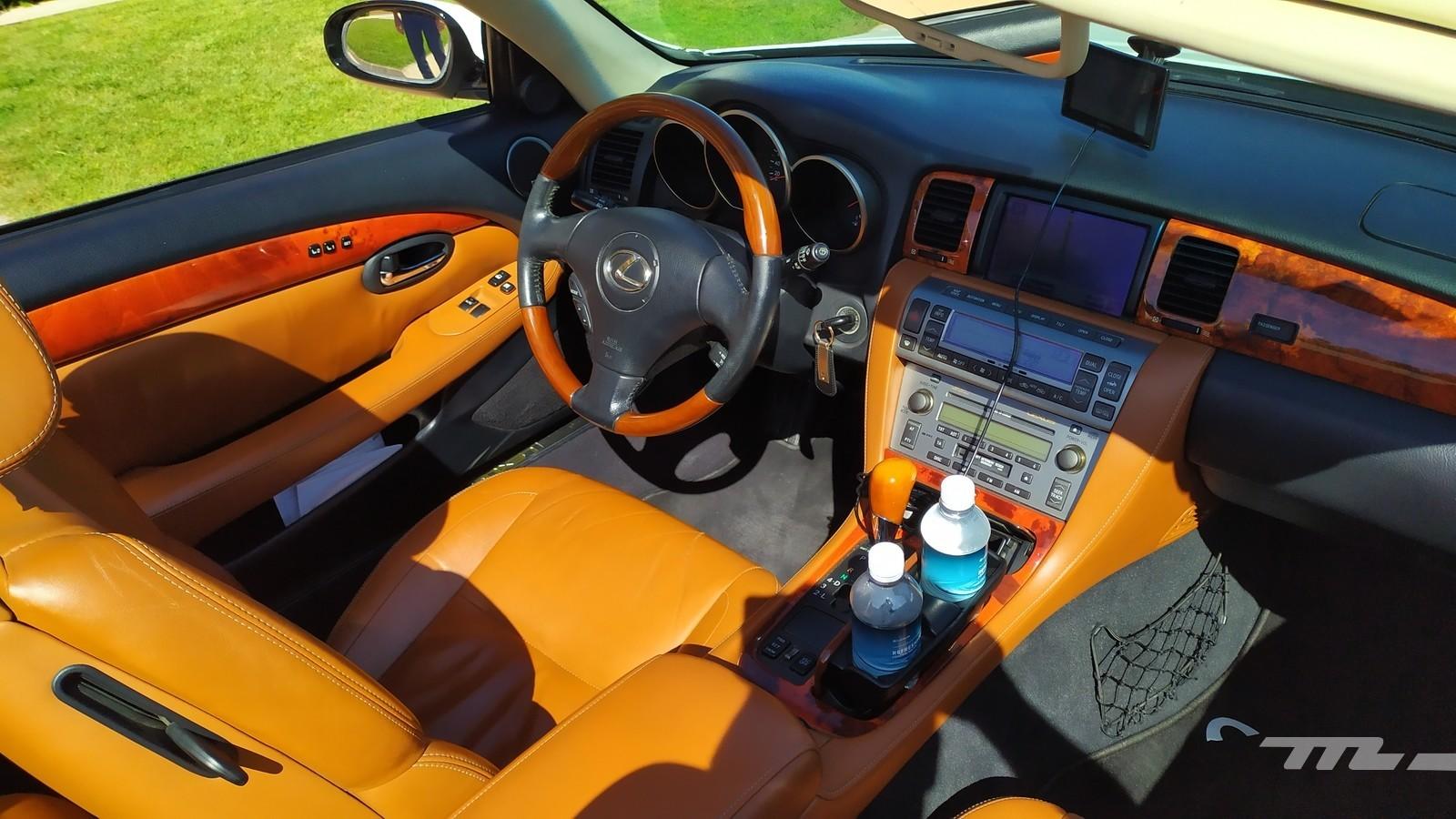 Foto de Lexus SC 430 (2001) (1/5)