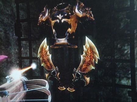 Heavenly Sword y su guiño a God of War