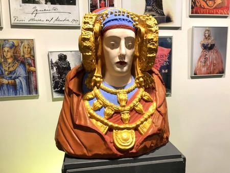 Policromia Dama De Elche