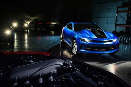 COPO Camaro vuelve en 2017, el Chevrolet dispuesto a abrasar el cuarto de milla