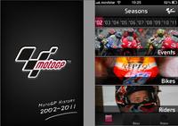 Aplicación para iOS, MotoGP History 2002-2011, análisis a fondo (II)