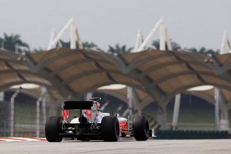 GP de Malasia F1 2011: balance positivo para HRT
