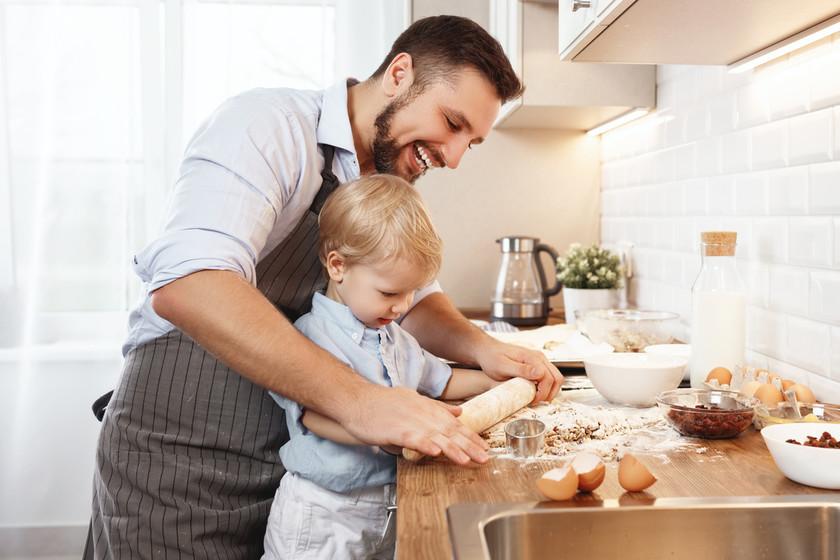Recetas para hacer con niños - Couverture