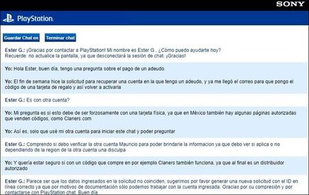 Cómo desbloquear una cuenta de PlayStation en México