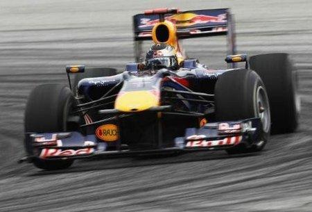 Ferrari, McLaren y Mercedes GP pactan para desvelar los secretos del Red Bull RB6