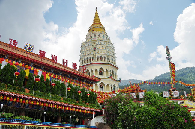 Kek Lok Si Templo