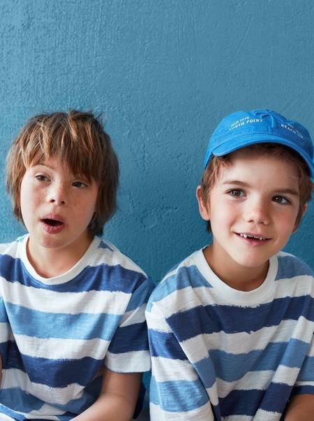 Roscón, el hijo de Samantha Vallejo-Nájera, se convierte en el primer niño síndrome de Down que aparece en la web de Zara