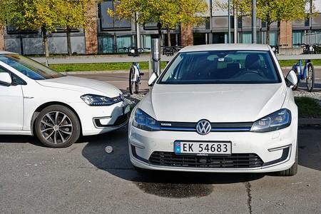 Noruega Volkswagen E Golf