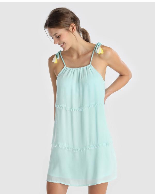 Foto de Vestidos y faldas vaporosas en moda UNIT (3/5)