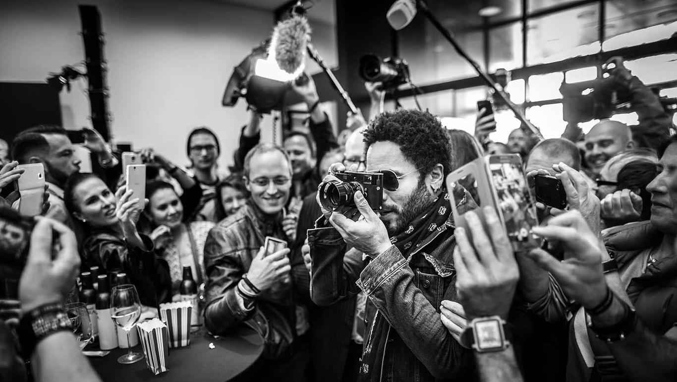 Famosos que también practican fotografía (y quizá no lo sabías) (I): Internacionales