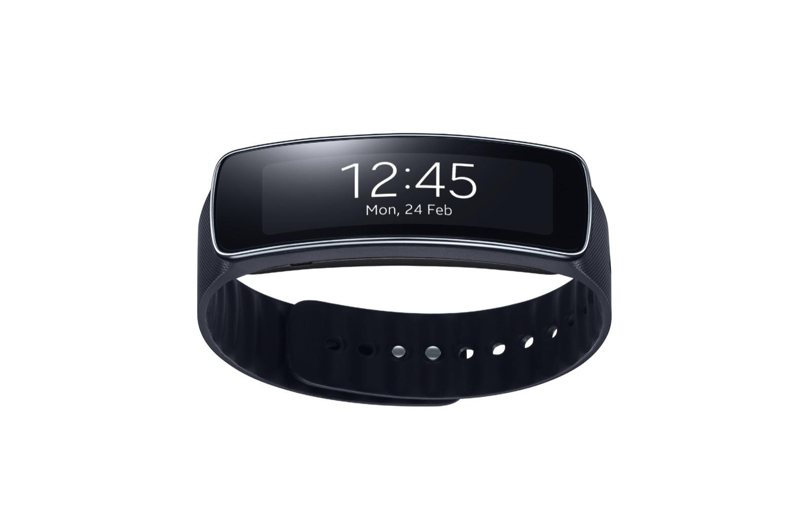 Foto de Samsung Gear Fit, imágenes oficiales (12/23)