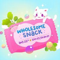 Sigue aquí en directo el evento Wholesome Snack dedicado a un buen puñado de indies que están por llegar [Finalizado]