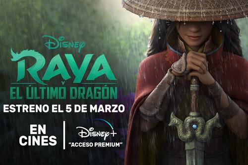 'Raya y el último dragón': una divertida y emocionante aventura de Disney que combina con acierto lo nuevo con lo tradicional