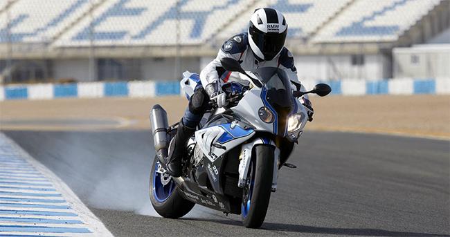 BMW HP4 Jerez