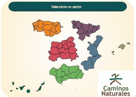 Programa de Caminos Naturales en España
