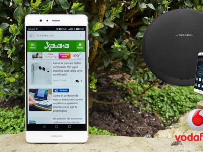 Precios Huawei P9 con Vodafone y altavoces Harman Kardon Onyx Studio de regalo