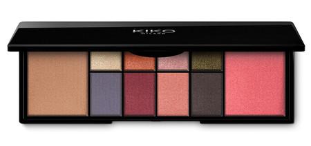 Kiko Smart Eyes And Face Palette 3