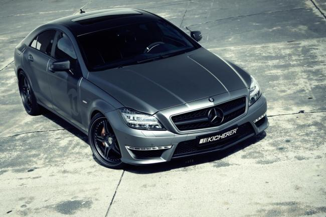 Kicherer Mercedes CLS 63 AMG Yachting