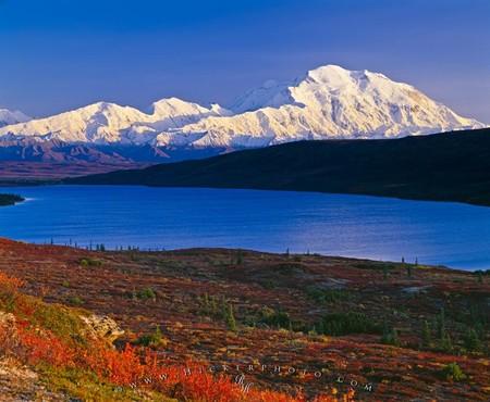 Mountain Lake Scenery 51067