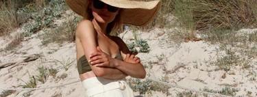 Los shorts de Mango invitan a enseñar las piernas y se convierten en tu look todoterreno del verano