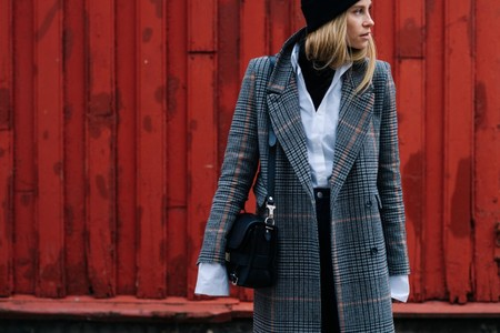 ¿Estás pensando en comprarte un nuevo abrigo? Elige uno que te deje a cuadros