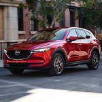 El Mazda CX-5 Signature y su motor turbo ya están disponibles en México