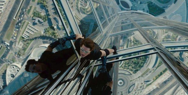 'Misión Imposible: Protocolo Fantasma (Misión Imposible 4)' es una de las mejores películas de 2011