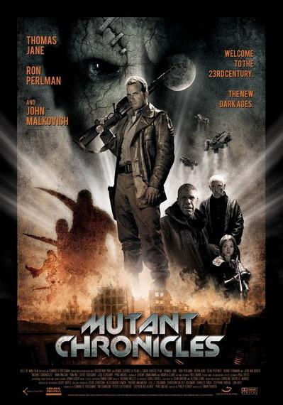 'Mutant Chronicles', póster y teaser trailer