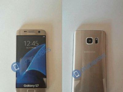 Samsung Galaxy S7 y S7 Edge, tenemos más imágenes filtradas y, gracias a la FCC, la confirmación de baterías más grandes