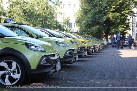 Opel Adam Rocks - precios para España
