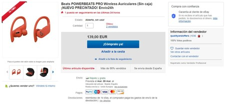 Powerbeats Pro Ebay
