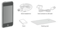 Guía del iPod touch por cortesía de Apple