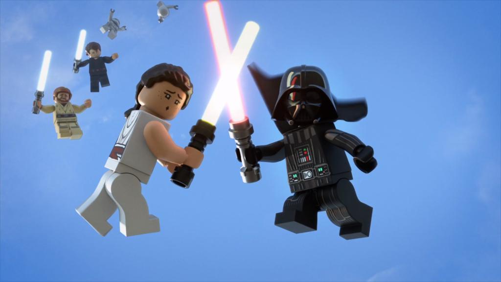 El tráiler de 'Lego Star Wars: Especial Felices Fiestas' promete una dosis galáctica de diversión y espíritu navideño para Disney+
