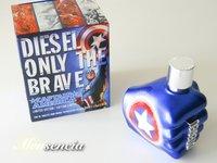 Diesel y el Capitán América, ¿aroma de superhéroe?