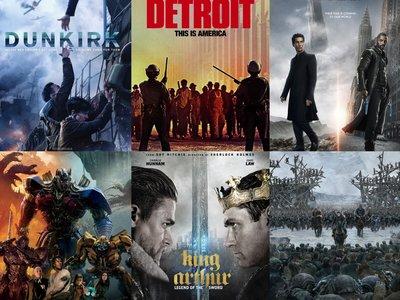¿Cuáles han sido las mejores películas del verano 2017?