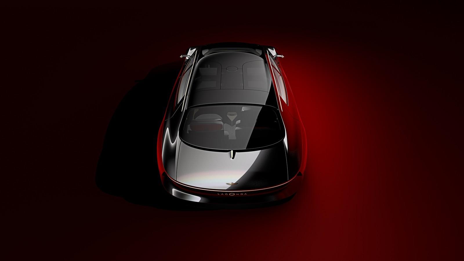 Foto de Lagonda Vision Concept (14/23)