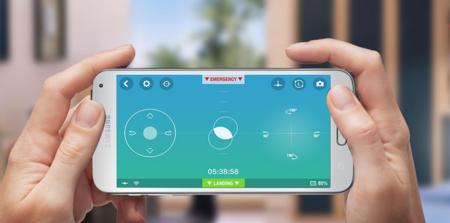 Samsung Control Drone