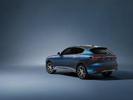 Maserati Levante Hybrid 5