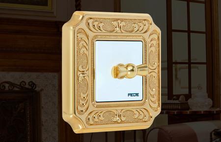 te gusta cuidar la deco al detalle cinco interruptores. Black Bedroom Furniture Sets. Home Design Ideas
