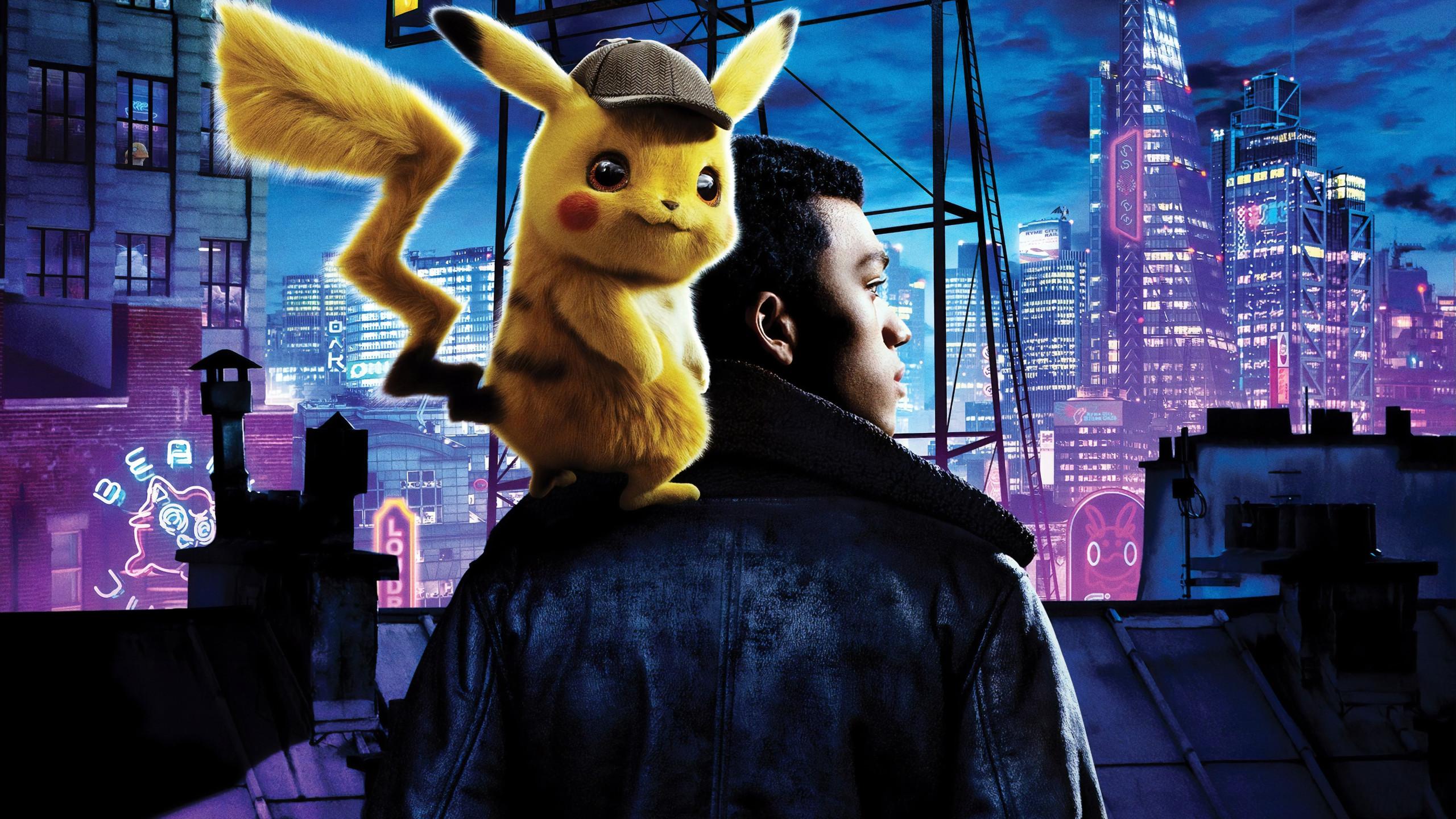 Foto de Fondos de pantalla de 'Detective Pikachu' (2/11)