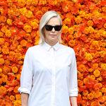 El look de colegiala de Charlize Theron que podemos copiar idéntico gracias a H&M
