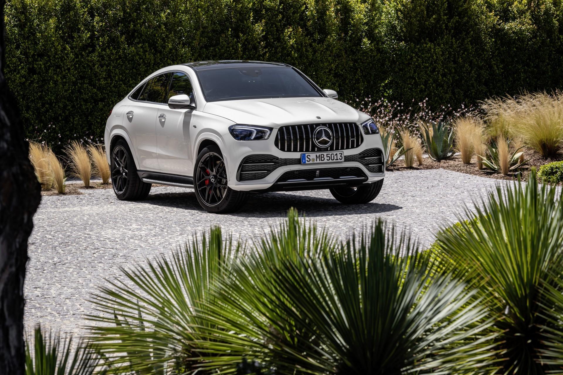 Foto de Mercedes-Benz GLE Coupé 2020 (23/52)